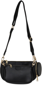 Pouch strap cross bag_A