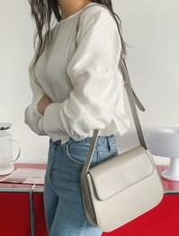 Modern Design Square Leather Bag