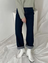 Best Wide Denim Pants