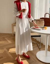Lulu Shine Flare Long Dress