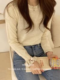 Sweet and Round Knit