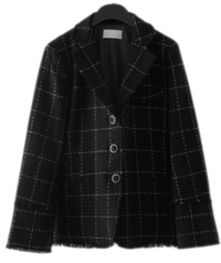 tweed wool jacket