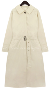 ROBERRY HIDDEN MAC TRENCH COAT