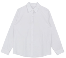 ESSAYSolid Tone Cotton Shirt