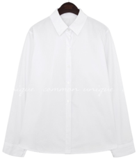 LYNDEN BASIC COTTON SHIRTS ブラウス
