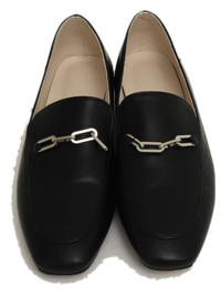 Chain classic flat loafer_A loafers