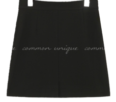 WEARABLE SLIT SKIRT - 3 VER. 裙子