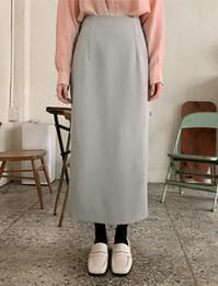 Rossi soft long skirt_C (size : S,M)