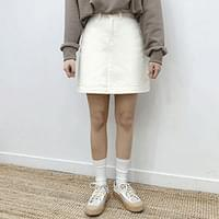 Ricoh cotton skirt