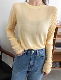 Soft daily round T_C (size : free)