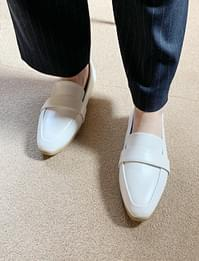 Daily simple flat loafer_C