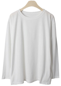Armand Trim Long-sleeved T-shirt