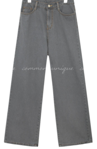 MOREBEAN WIDE DENIM PANTS