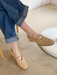 Simple slim banding shoes_H (size : 225,230,235,240,245,250)