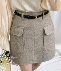 Deco mini skirt