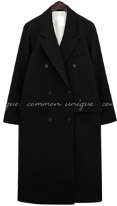 SWEIL DOUBLE LONG COAT 大衣外套