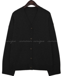 CODY WOOL CASHMERE KNIT CARDIGAN