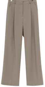 Deep loose long slacks_U