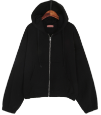 Mono Daily Hood Zip-up zip-up