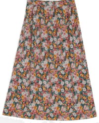 Spring Flower Long Skirt