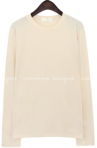 AVERY MODAL ROUND NECK T