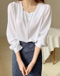 Meijinju Square Blouse
