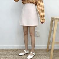 Poly day skirt