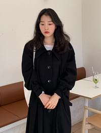 Join long trench coat_Y