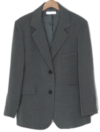 Daily Two Button Overfit Jacket # 313