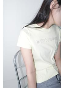 kitsch cubic printing top (3colors)