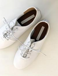 Loader lace-up loafers