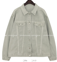 LUPON WASHING COTTON JACKET