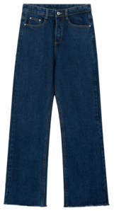 175 Going To Wide Denim Pants