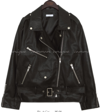 MAIS BELT RIDER JACKET 夾克外套