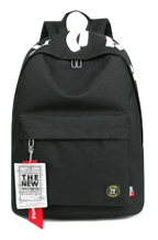 RB top point backpack with clothespin