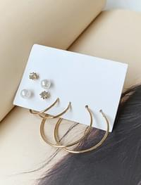 Want Earring Set