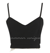 JEFFNEY STRAP CROP BUSTIER - 2 TYPE