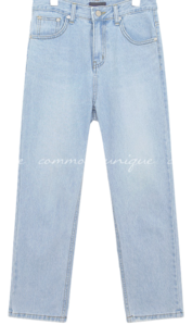 REX SEMI BAGGY DENIM PANTS
