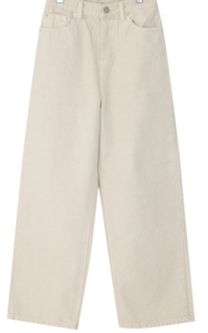 Spring color cotton pants_P (size : S,M,L)