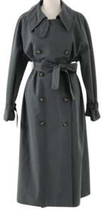 Holmes trench long coat_P