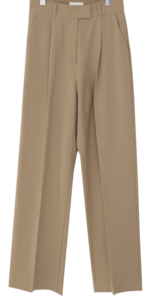 Muffin Vintage Pin Tuck Slacks