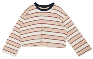 Norton striped t-shirt