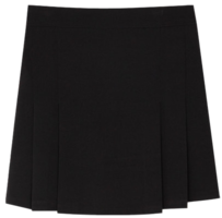 Weights pleated skirt