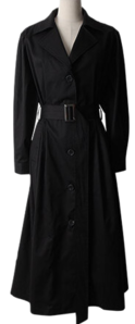 Renide single trench coat