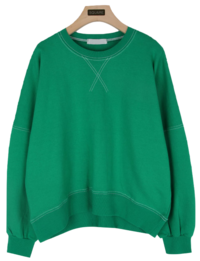 Toy Stitched sweat shirt Long Sleeve
