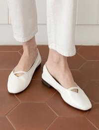Ballet point flat shoes_C