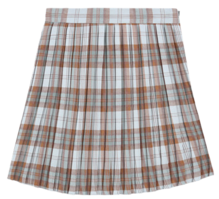 Heart Pleats Skirt