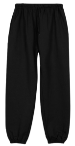 Washing band jogger pants