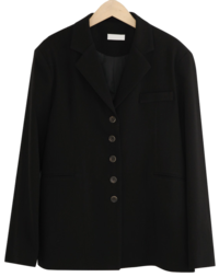 Normal button jacket_A