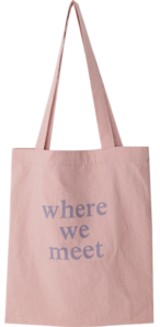 Promise lettering point bag_U